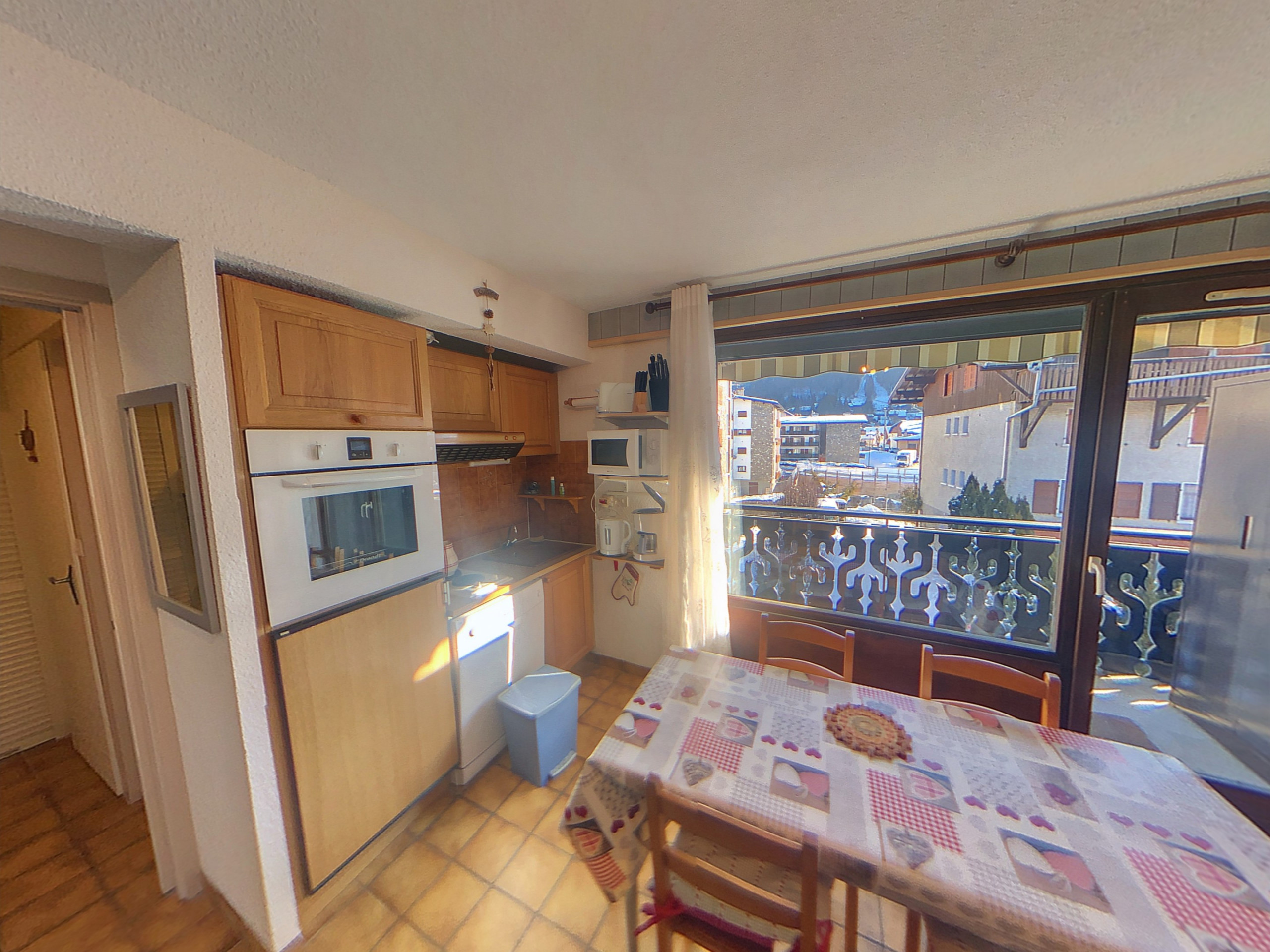 CA228 - Studio  4/5 Pers centre des Carroz Accommodation in Les Carroz